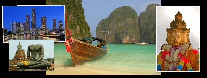 Rondreis Thailand, Maleisië & Singapore - 21 dagen