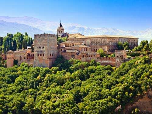 Fly-drive Schatten van Andalusie Spanje 8 dagen