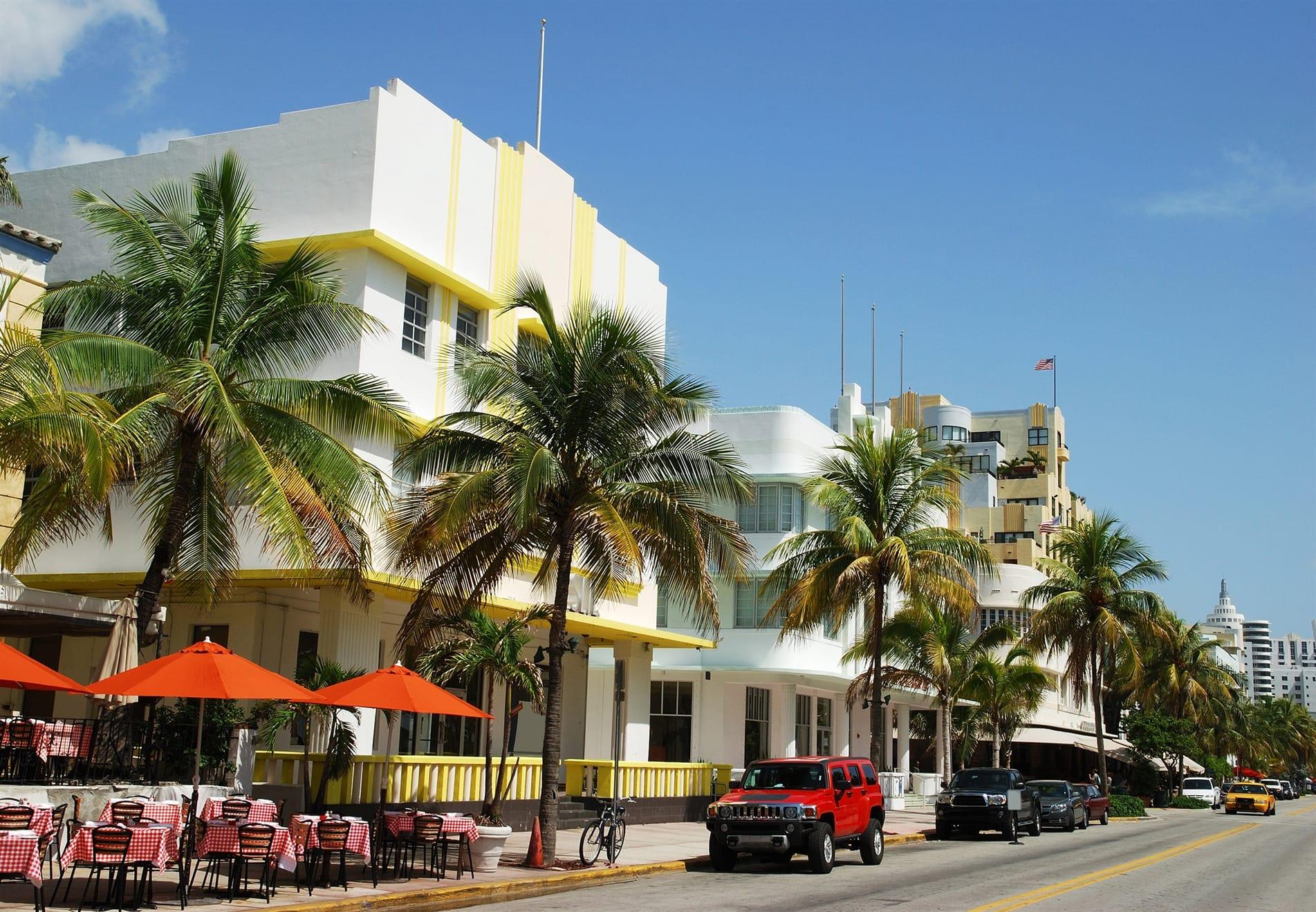 Hotelcombinatie vakantie New York & Miami 9 dagen - Bruisende New York en het heerlijke strand van Miami