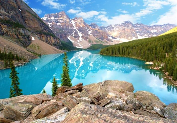 Single groepsreis West-Canada 15 dagen - Schitterende rondreis langs de hoogtepunten van West-Canada