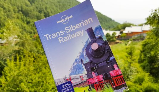 De Trans-Siberië Express & de Trans-Mongolië Express