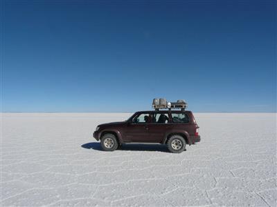 10-daagse individuele reis Bolivia