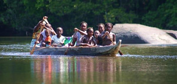 Familie groepsreis 14 dagen Suriname Curaçao
