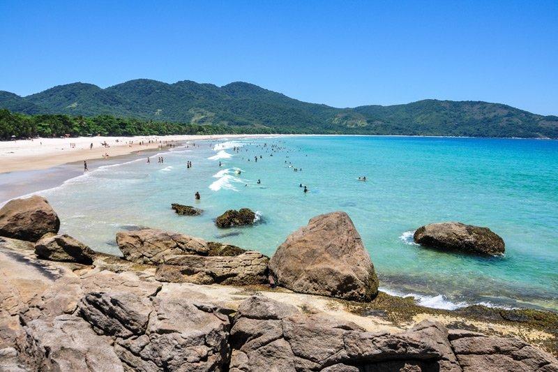 Familie groepsreis Argentinië en Brazilië avontuur 21 dagen - Kaaimannen en dolfijnen