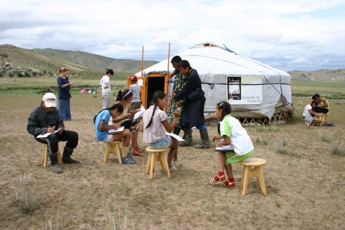 Familiereis Mongolië 18 dagen