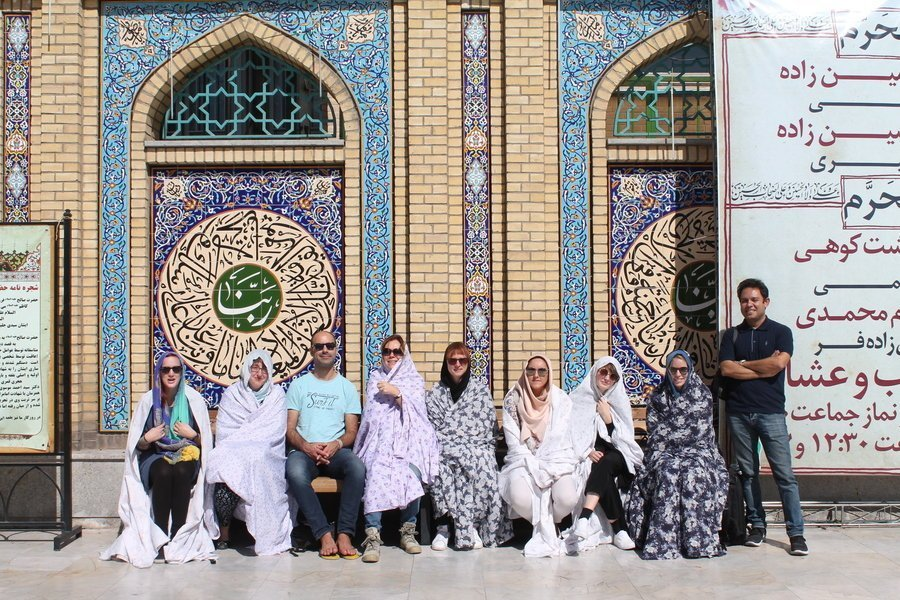 Groepsreis Iran 12 dagen - De gastvrijheid van de halve wereld