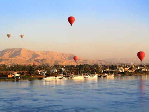 Luxe Nijlcruise 8 dagen Egypte