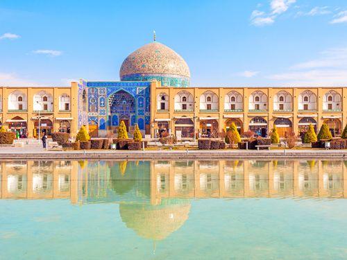 Groepsrondreis De schatten van Perzië 15 dagen Iran - De highlights van Iran in 15 of 16 dagen