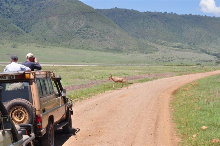 Rondreis Oeganda Kenia en Tanzania 27 dagen