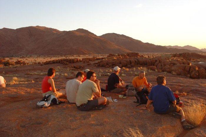 Rondreis Zuidelijk Afrika kampeerreis 27 dagen