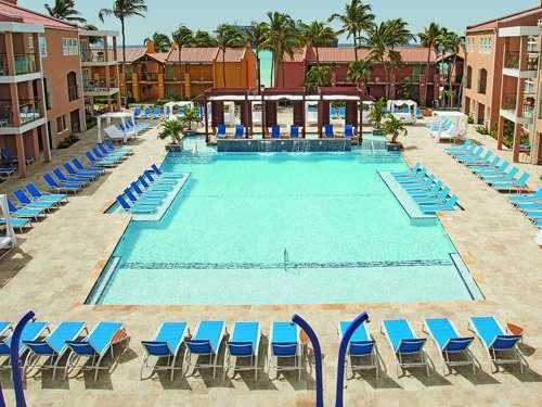 Zonvakantie Aruba 9 dagen Divi Dutch Village Beach Resort - Heerlijke strandvakantie in een 4 sterrenhotel op Aruba