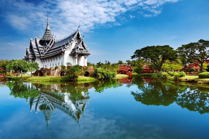 Individuele rondreis Thailand 23 dagen