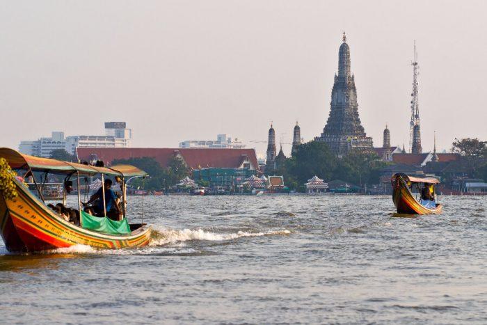 17 daagse familierondreis Centraal en Noord Thailand