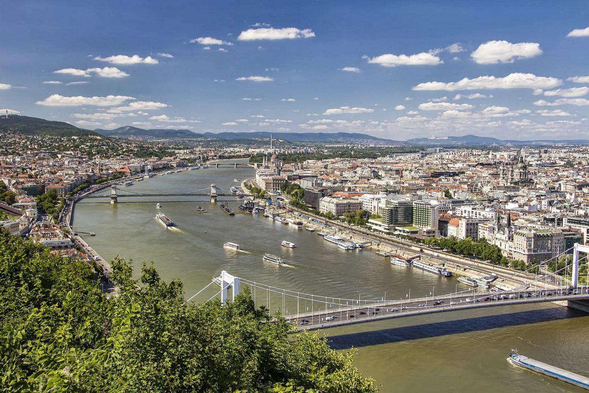 Bezoek de stad van 2 steden tijdens je stedentrip Boedapest