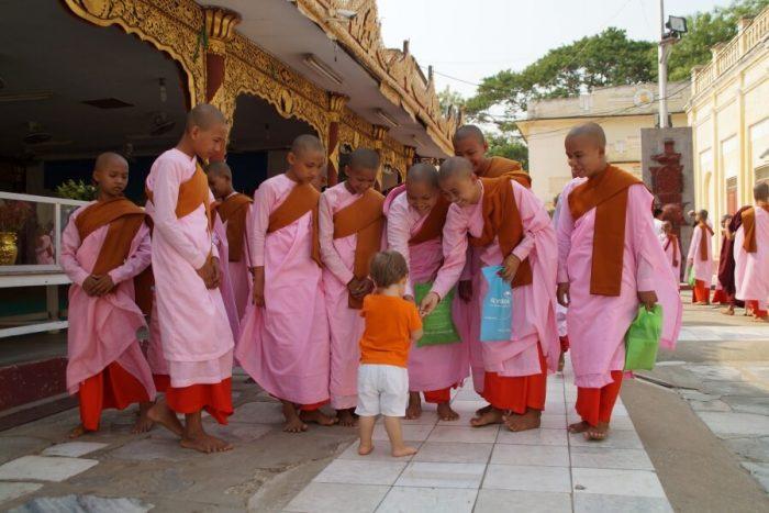 Rondreis 18 dagen Myanmar