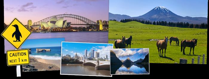 Rondreis Australië Nieuw Zeeland 29 dagen
