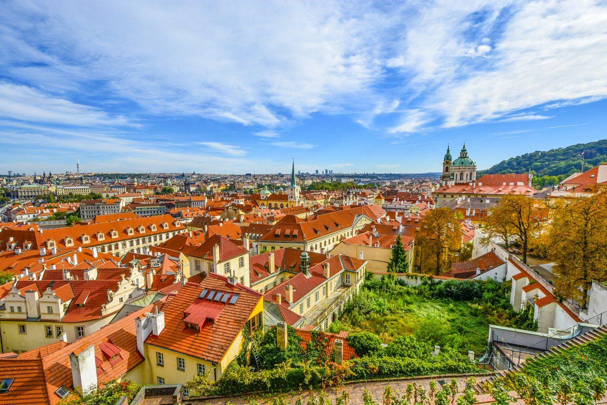 Tijdens je citytrip Praag bezoek je het prachtig historische stadscentrum