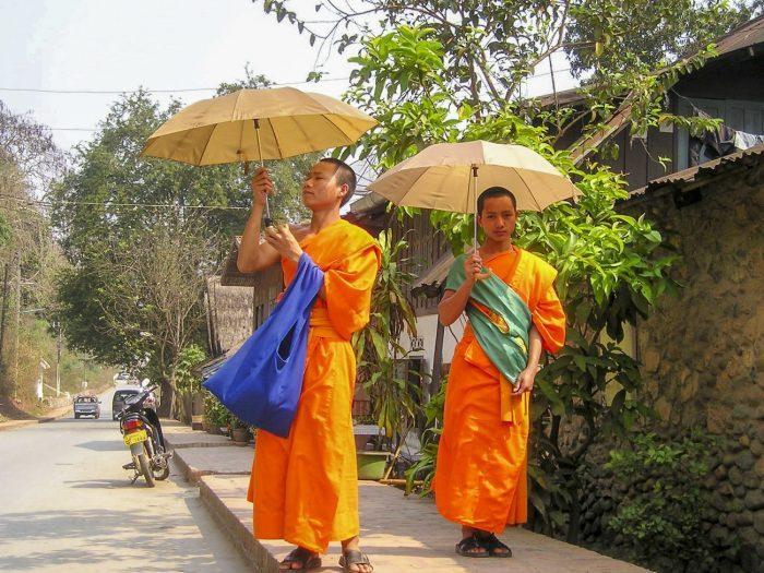 Vakantie Laos