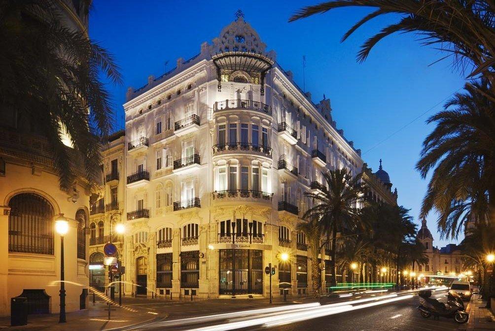 One Shot Palacio Reina Victoria 04 hotel valencia