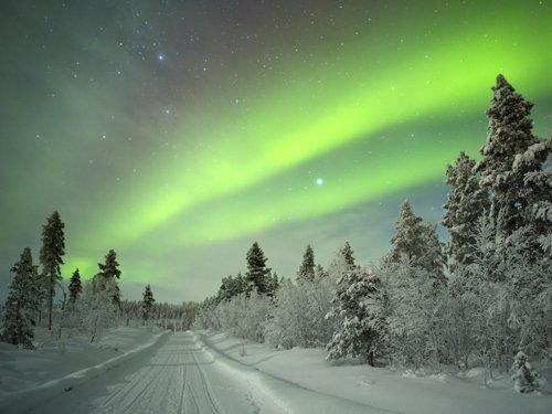 Excursiereis Beleef winters Lapland 8 dagen Finland