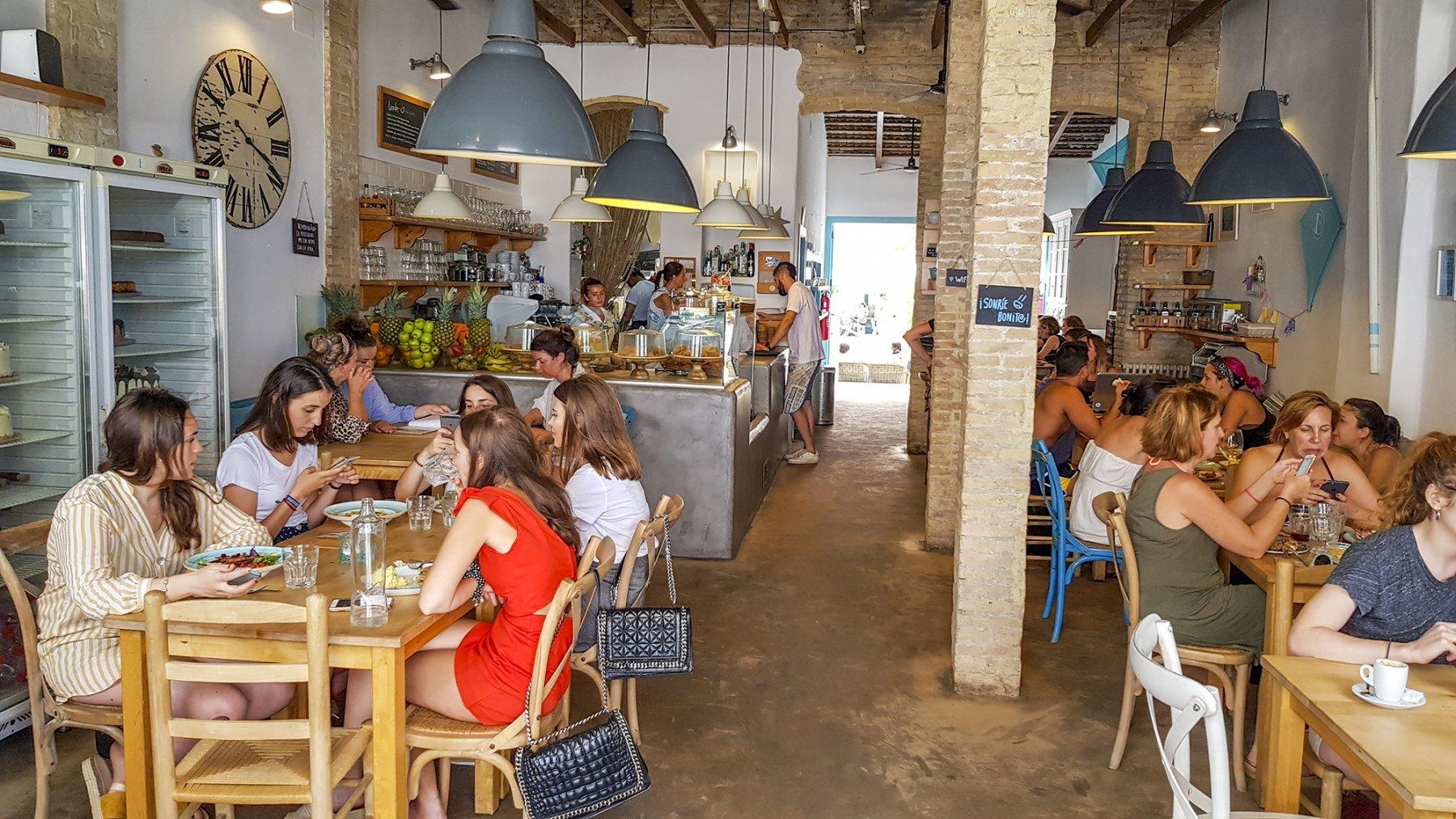 Ontdek de leukste cafés en restaurants van Valencia