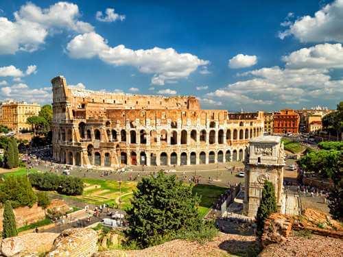 Stedentrip Rome Totaal 5 dagen Italië - 5 dagen met uitgebreide stadsbezoeken aan de 'Eeuwige Stad' met écht alle hoogtepunten