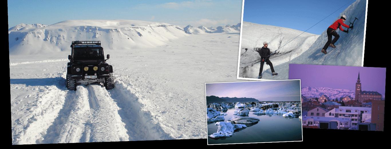 Winterreis IJsland 7 dagen - Avontuurlijk rondreis door IJsland in de winter