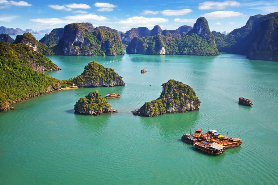 21-daagse rondreis Vietnam en Cambodja - De schatten van Zuidoost-Azië