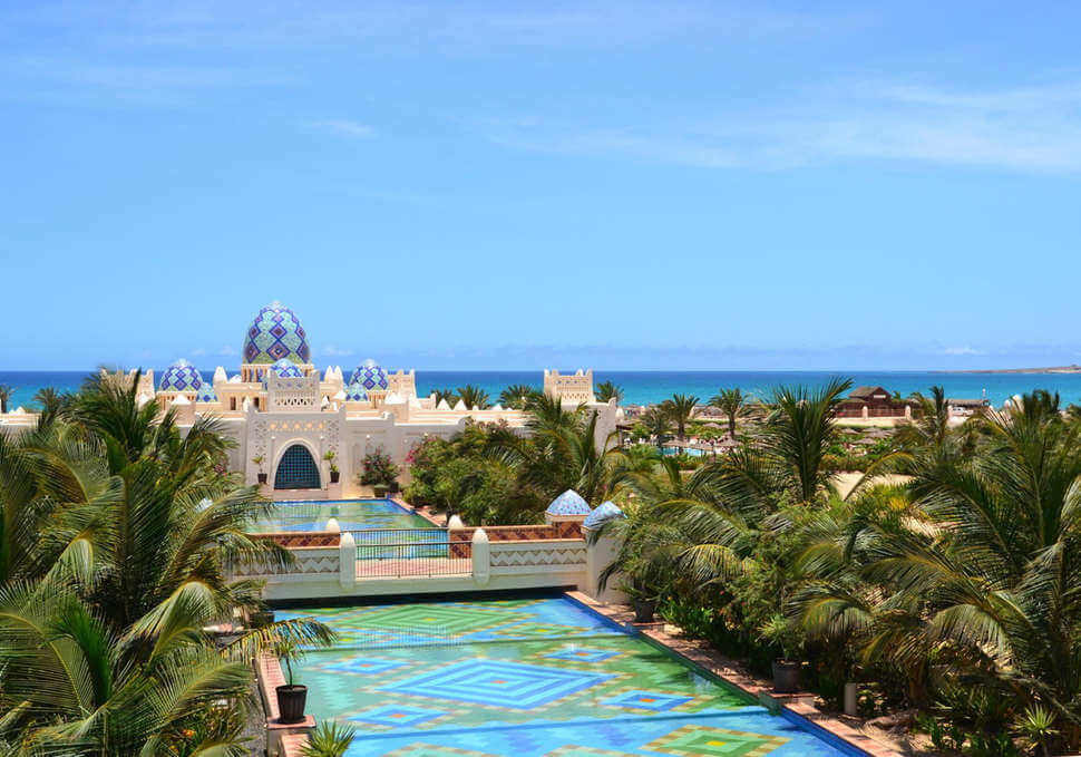 All inclusive vakantie Kaapverdië 6 dagen ClubHotel Riu Karamboa - All inclusive Kaapverdische Eilanden