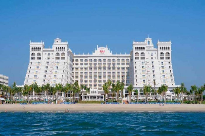 All inclusive Mexico 10 dagen Riu Palace Pacifico