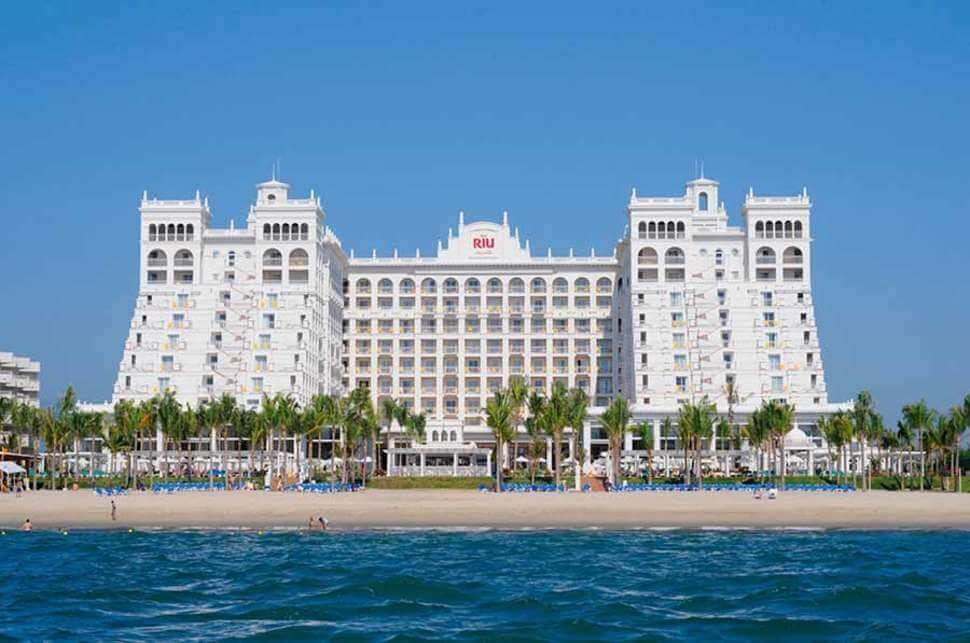 All inclusive vakantie Mexico 10 dagen Hotel Riu Palace Pacifico - All inclusive Mexico