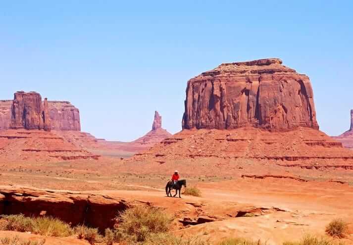Groepsrondreis West-Amerika 18 dagen - Het beste van het Westen