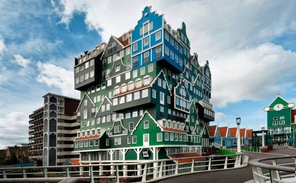 Bijzondere overnachtingen in Nederland