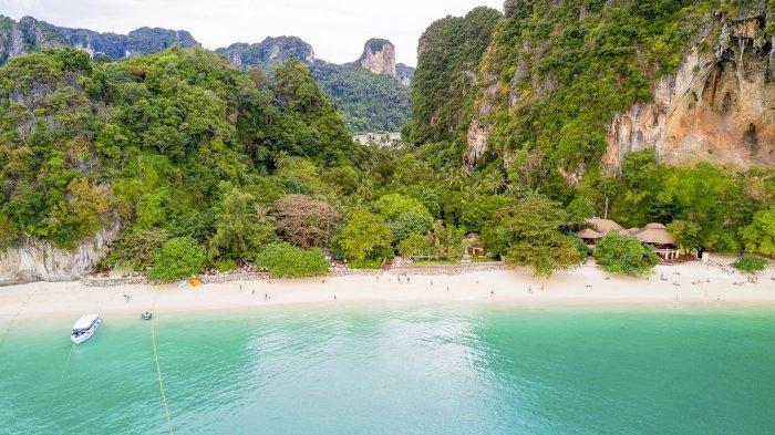 Railay Beach in Krabi - Thailand