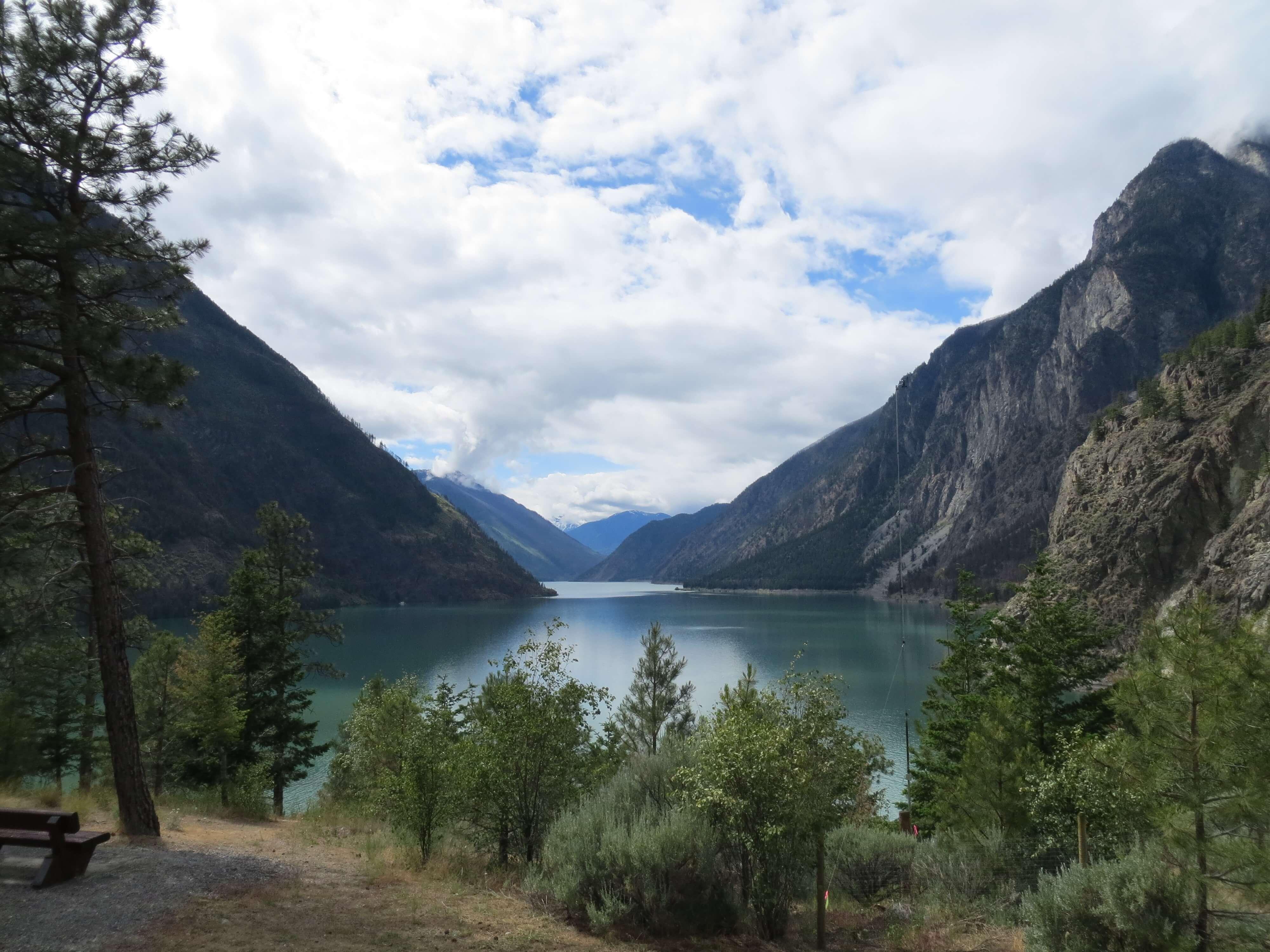 29-daagse privé autoreis door het Noordwesten van Canada - Het avontuurlijke British-Columbia, Yukon en Alberta