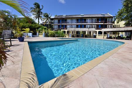 9-daagse strandvakantie Curaçao – Lionsdive Beach Resort - Direct aan zee met een eigen kindvriendelijk strand