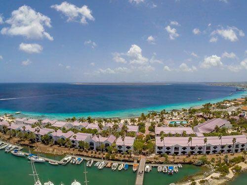 All inclusive Bonaire 9 dagen Van der Valk