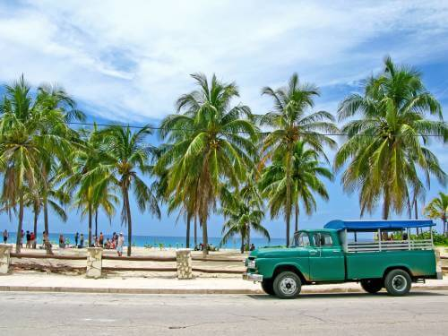 Individuele fly-drive Cuba 14 dagen