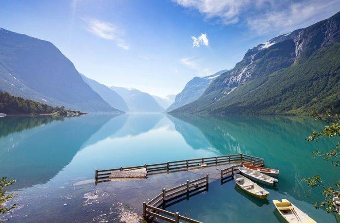 15 daagse privé autorondreis Noorwegen en Zweden