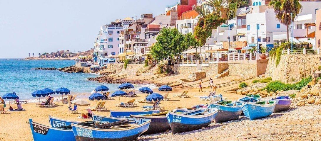 10 x Leukste bezienswaardigheden Agadir en Taghazout