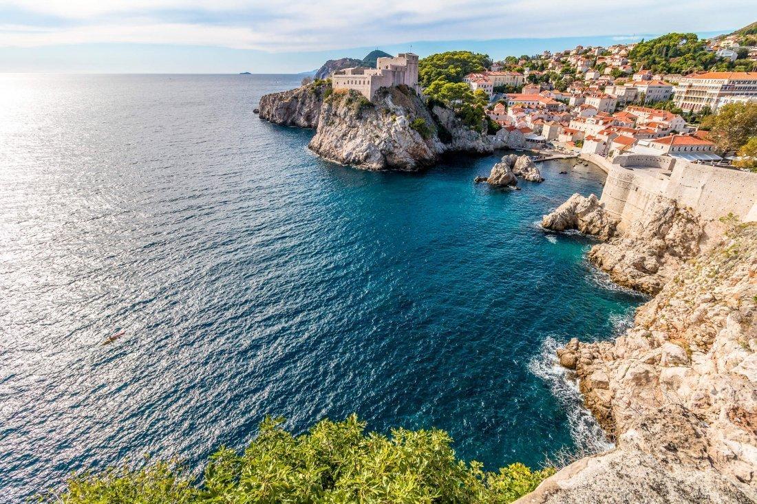 #1 Dubrovnik Kroatie Kings Landing