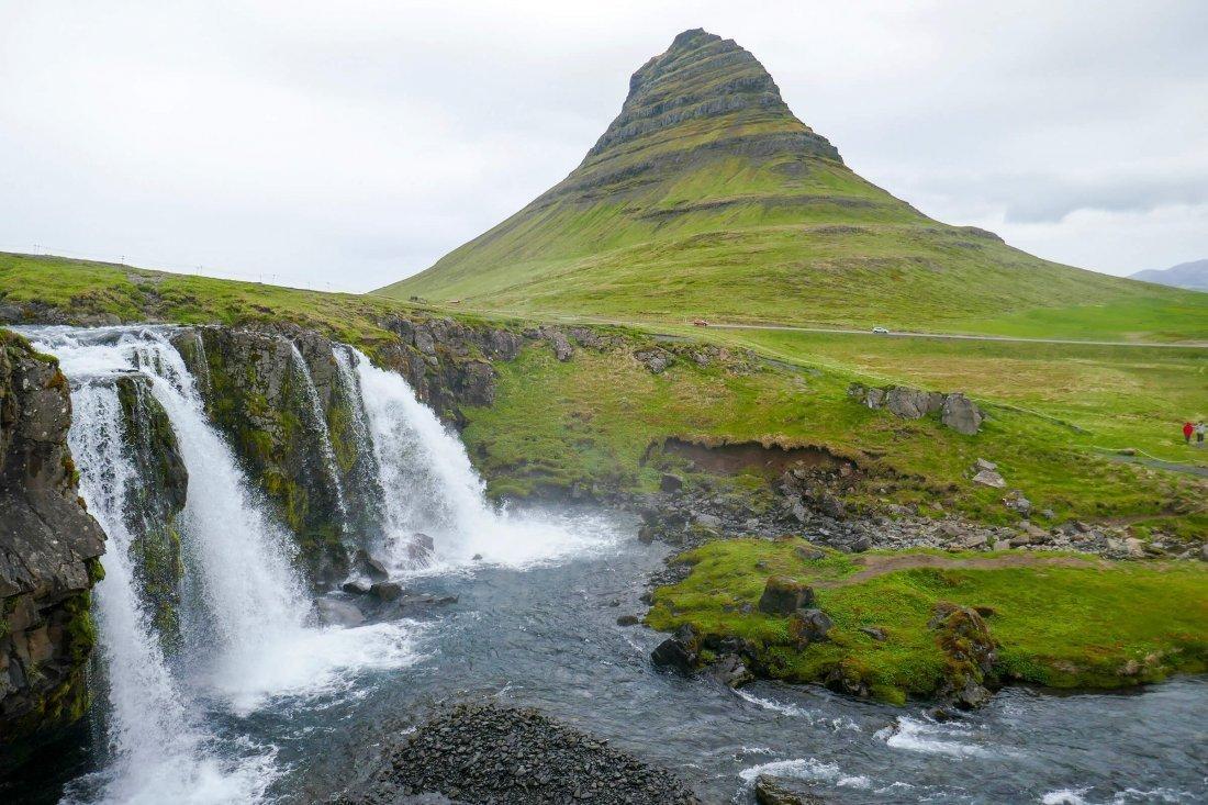 #12 Arrowhead Mountain Kirkjufell, ijsland
