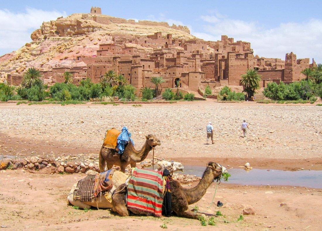 #15 Yunkai en Pentos Ait Benhaddou, Marokko