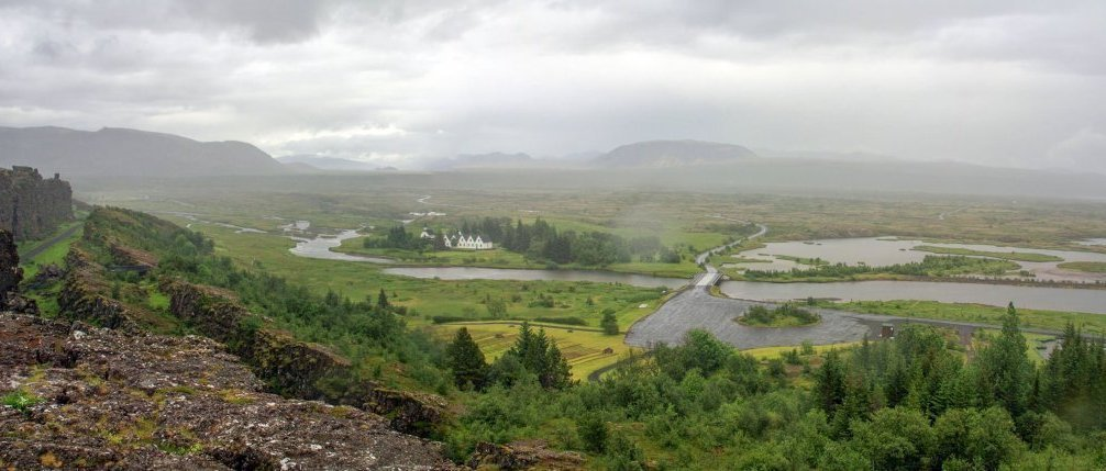 #6 Landschappen in het noorden van Westeros - Thingvellir, IJsland 2