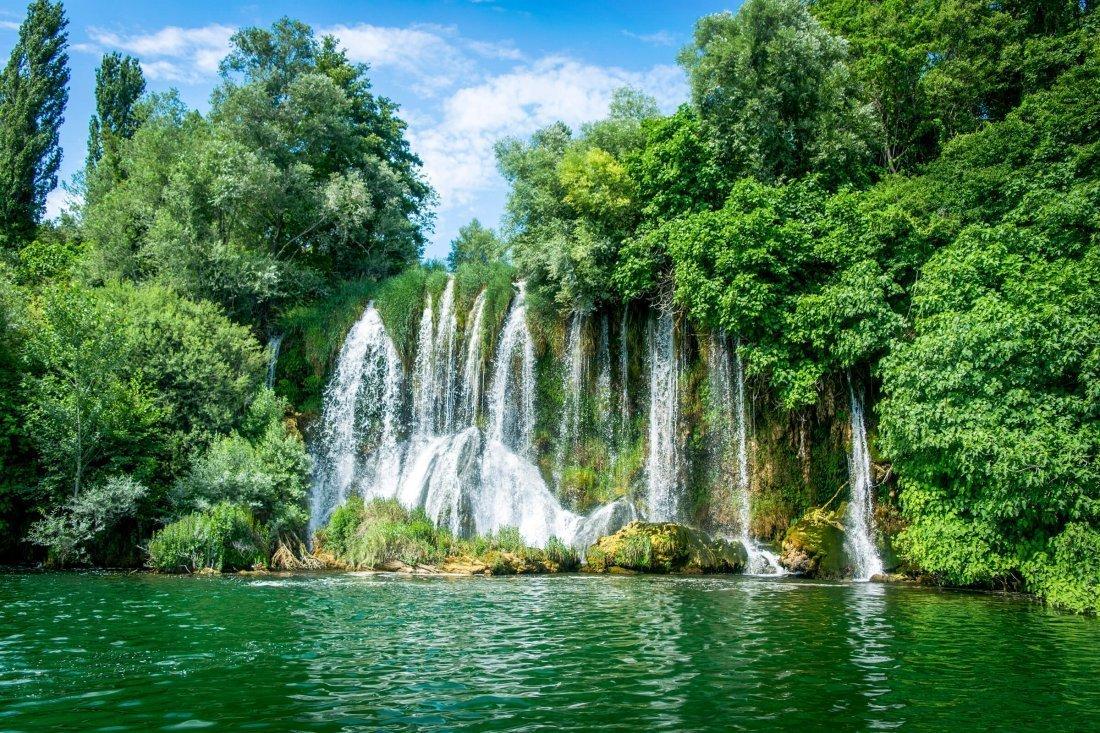 #9 Landschappen van het Westen - Krka National Park, Lozovac, Kroatie