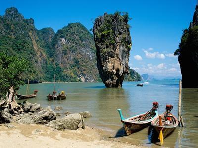 16-daagse individuele rondreis door Thailand