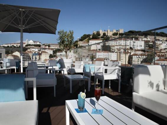 Stedentrip Lissabon 3 dagen Hotel Mundial - Portugal