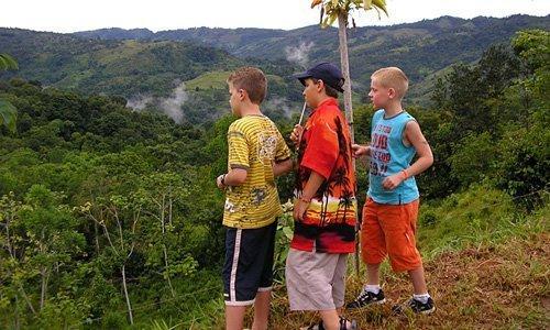 Gezinsvakantie Costa Rica 14 dagen groepsreis - Onbezorgd tropisch avontuur met kinderen