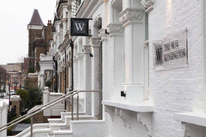 Londen stedentrip 3 dagen Hotel W14 Kensington
