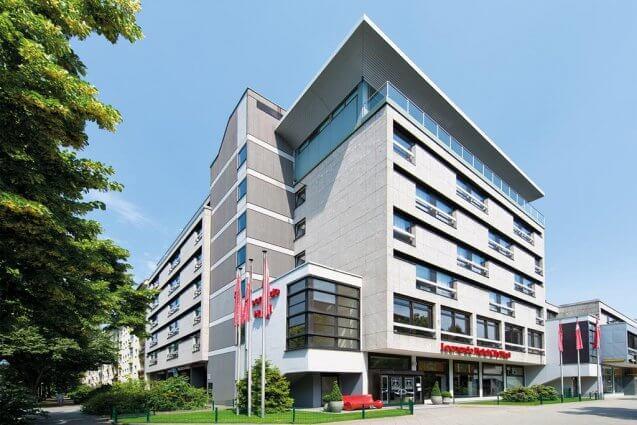 Stedentrip 3 dagen Berlijn Hotel Leonardo City West